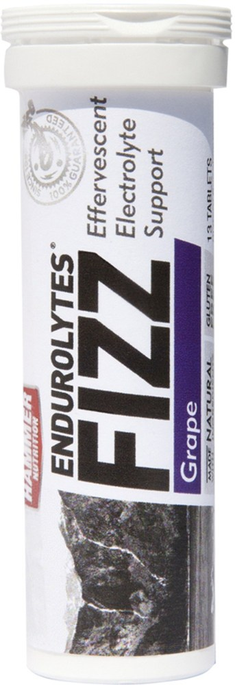 photo: Hammer Nutrition Endurolytes Fizz Tube drink