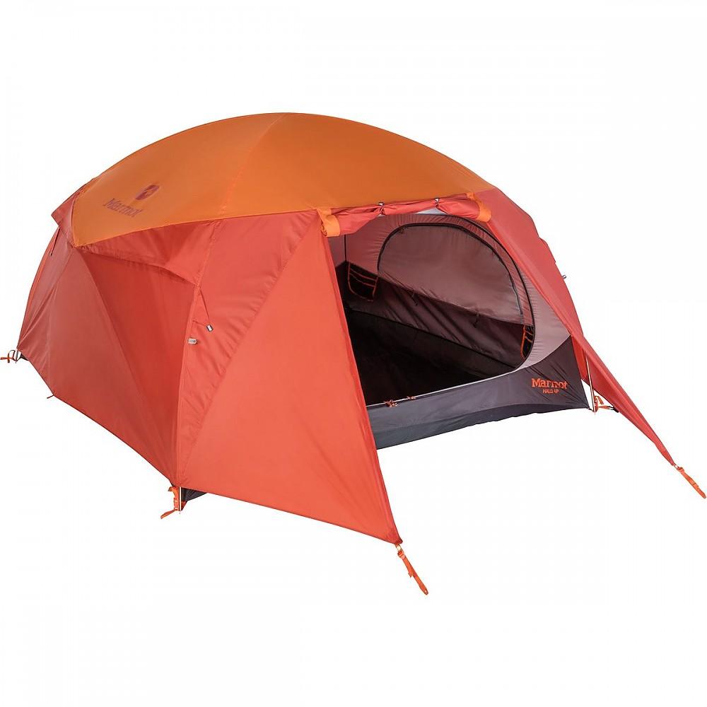 photo: Marmot Halo 4P three-season tent
