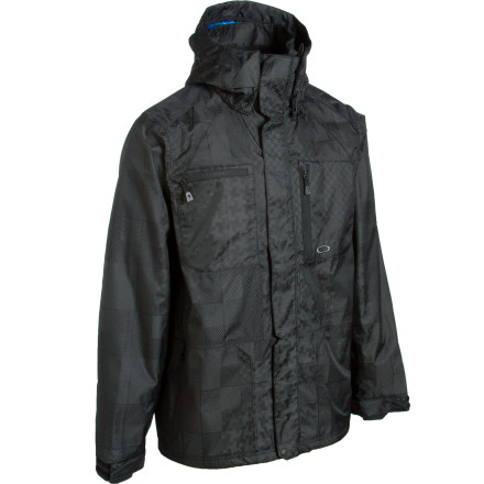 photo: Oakley Shell Deals Jacket snowsport jacket