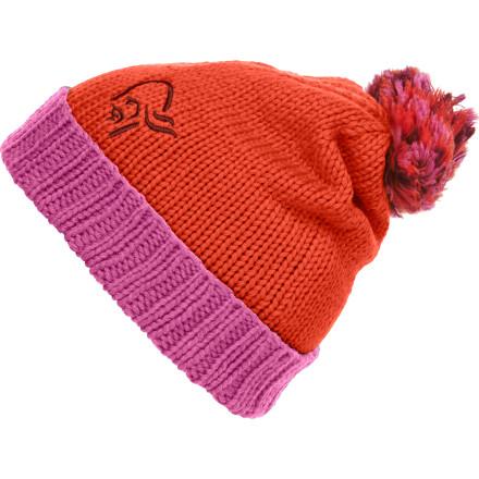 photo: Norrona /29 Heavy Knitted Beanie winter hat