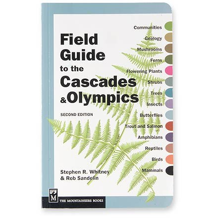 The Mountaineers Books Field Guide to the Cascades and Olympics