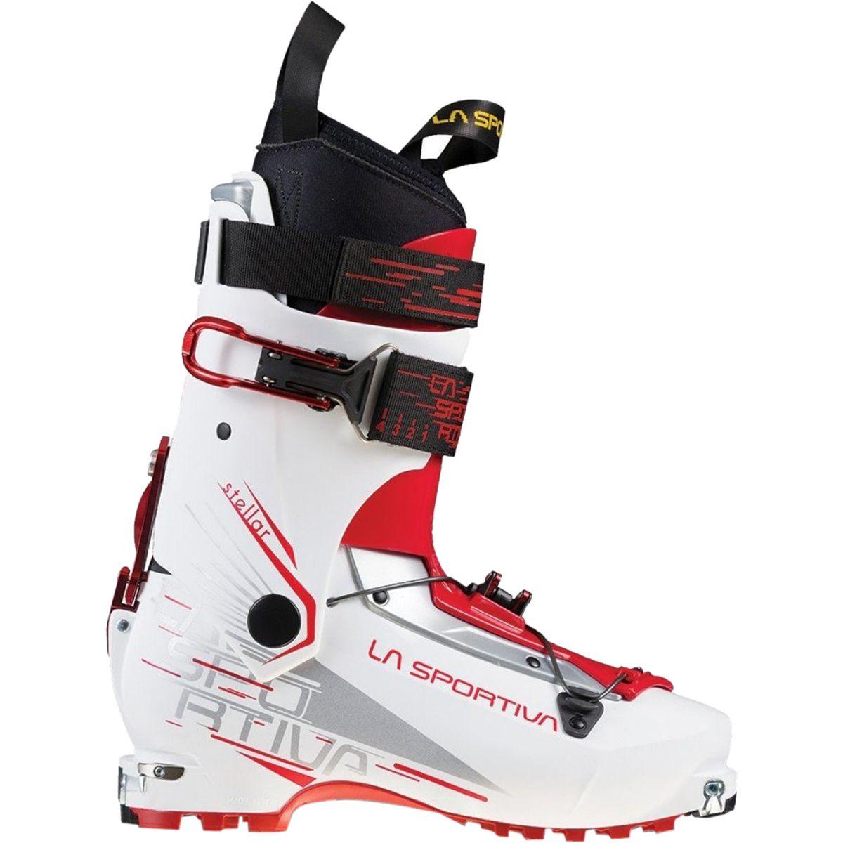 photo: La Sportiva Stellar alpine touring boot