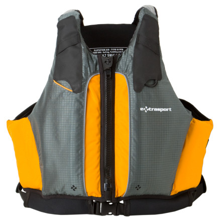 photo: Extrasport Riptide life jacket/pfd