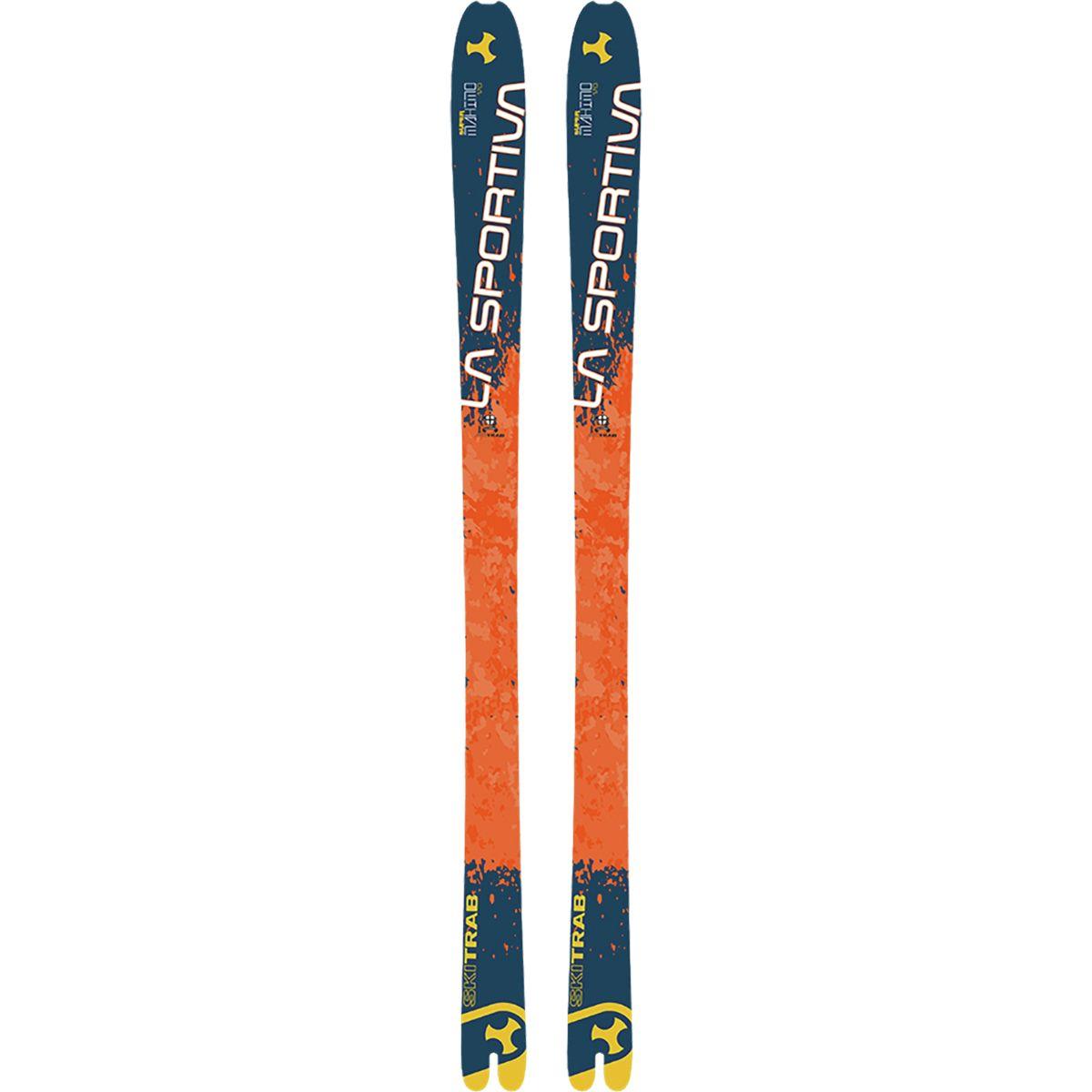 photo: La Sportiva Super Maximo LS alpine touring/telemark ski