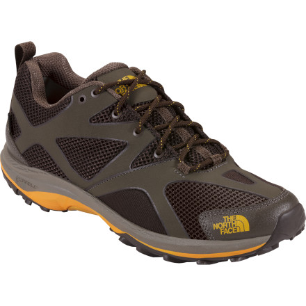 photo: The North Face Men's Hedgehog Guide GTX trail shoe
