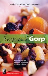 photo: The Mountaineers Books Beyond Gorp: Favorite Foods from Outdoor Experts cookbook