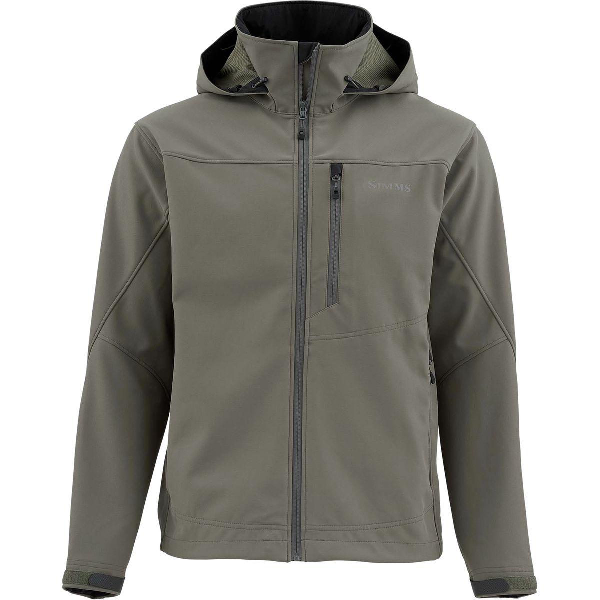 Simms Challenger Windbloc Hooded Jacket