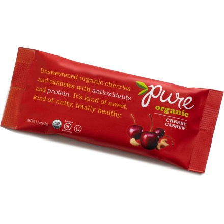Pure Organic Food Bar