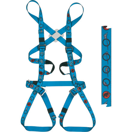photo: Mammut Elefantito full-body harness