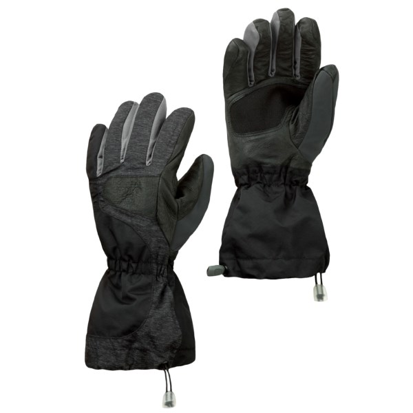 photo: Mountain Hardwear Pasilla Glove insulated glove/mitten