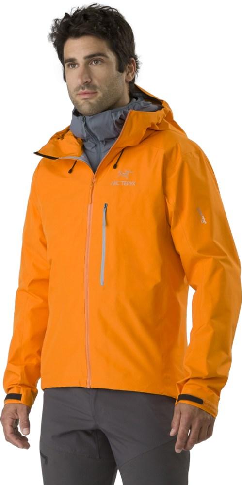 photo: Arc'teryx Men's Alpha FL Jacket waterproof jacket