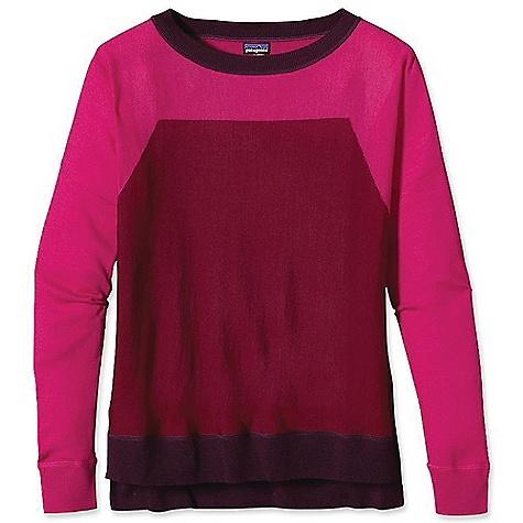 Patagonia Merino Colorblock Sweater