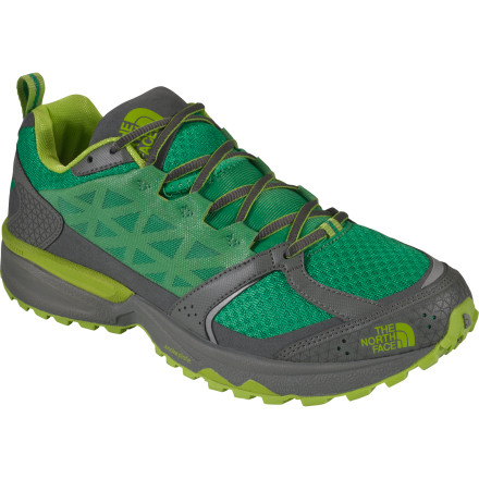 photo: The North Face Men's Single-Track II trail running shoe