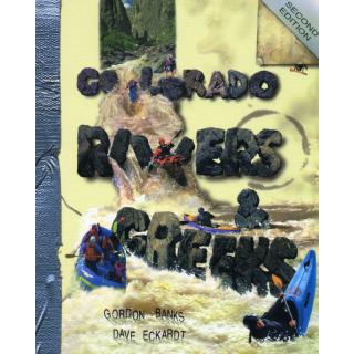 Paddle Publishing Colorado Rivers and Creeks