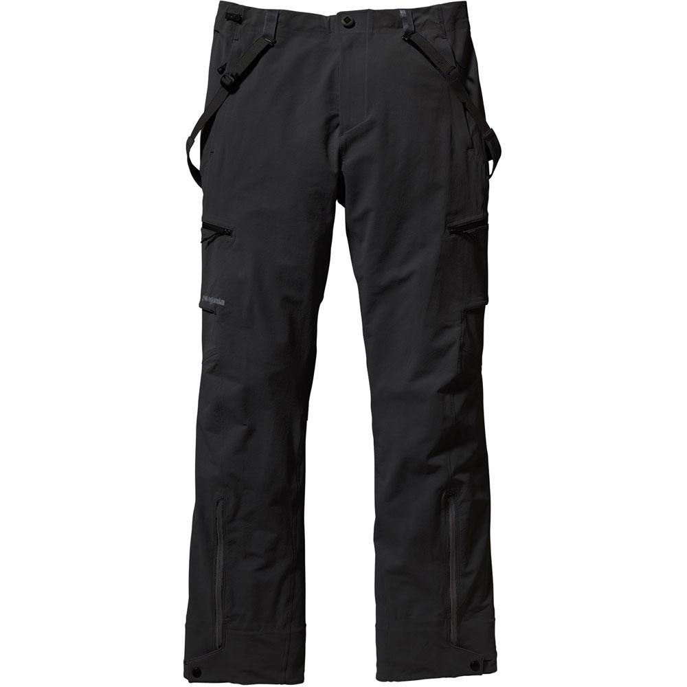 photo: Patagonia Men's Dual Point Alpine Pants soft shell pant