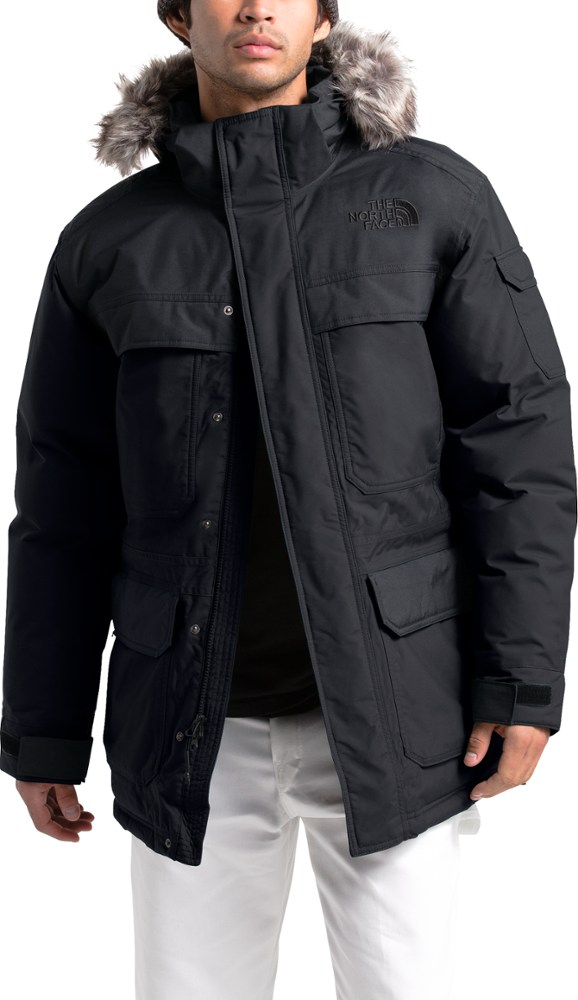 dd1988bed The North Face McMurdo Parka II Reviews - Trailspace