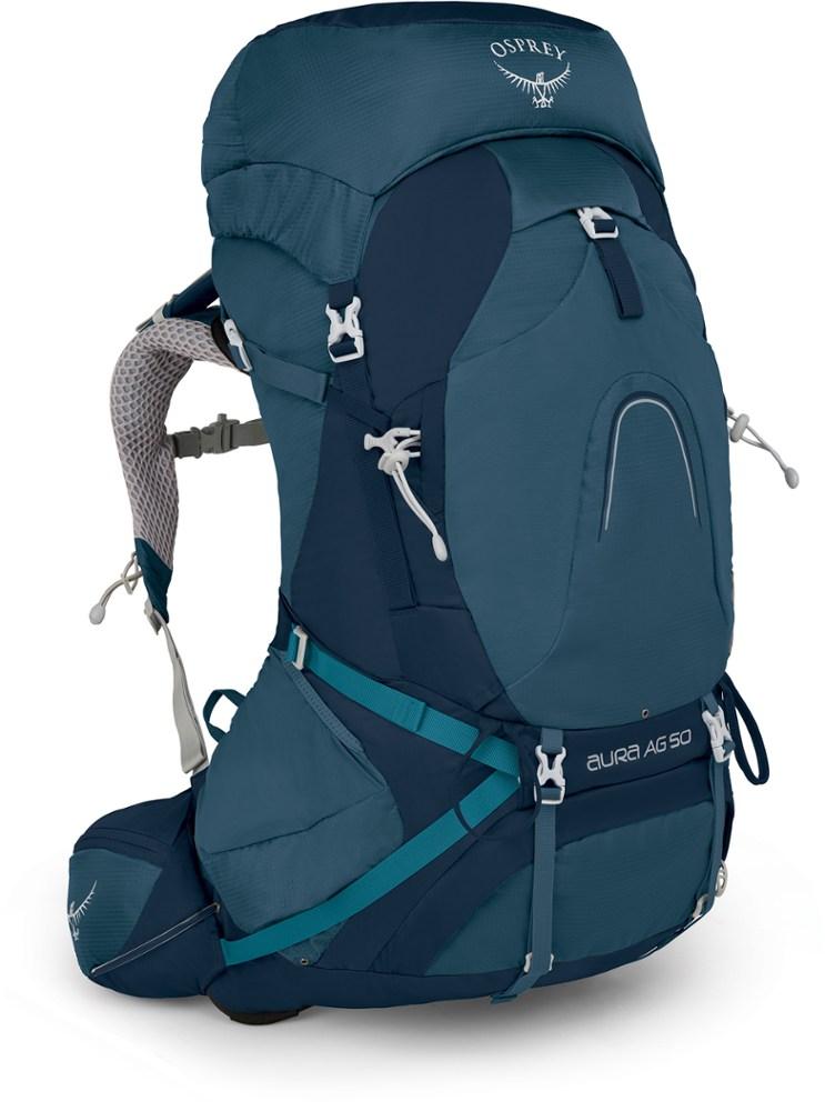 photo: Osprey Aura AG 50 weekend pack (50-69l)