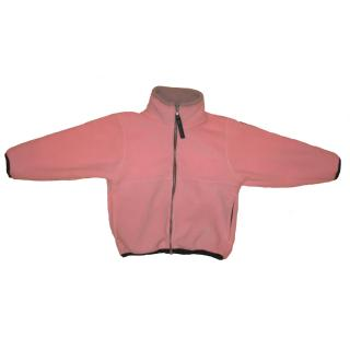 photo: Molehill Full-Zip Basic fleece jacket