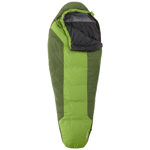 photo: Mountain Hardwear Men's Lamina 35° warm weather synthetic sleeping bag