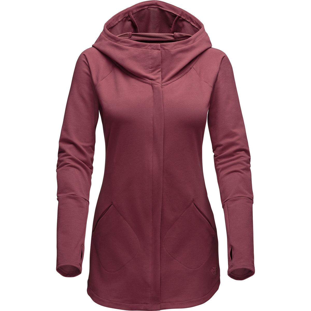 photo: The North Face Wrap-ture Full Zip Jacket fleece jacket