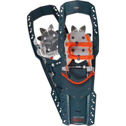 photo: Louis Garneau Men's Vector UX Zenith backcountry snowshoe