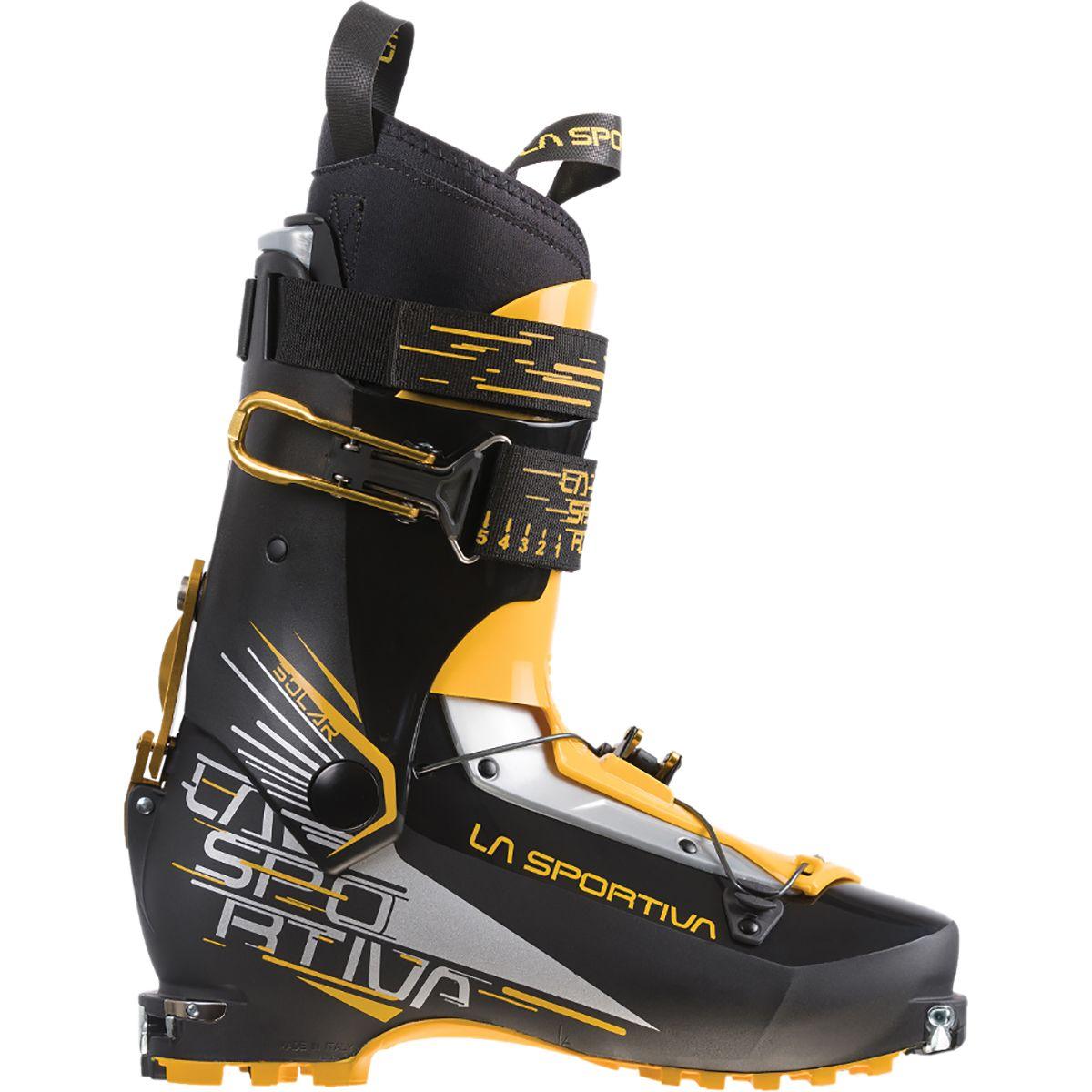 photo: La Sportiva Solar alpine touring boot