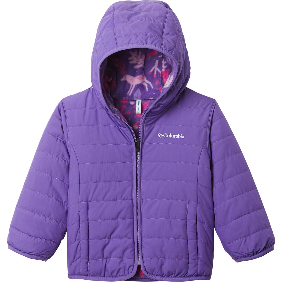 photo: Columbia Double Trouble Jacket synthetic insulated jacket