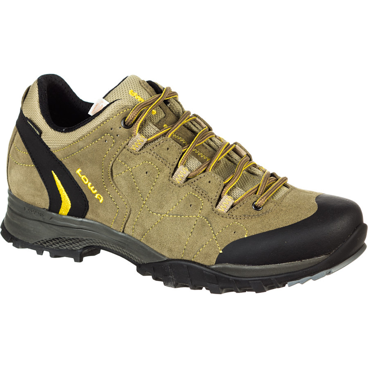 photo: Lowa Focus GTX Lo trail shoe