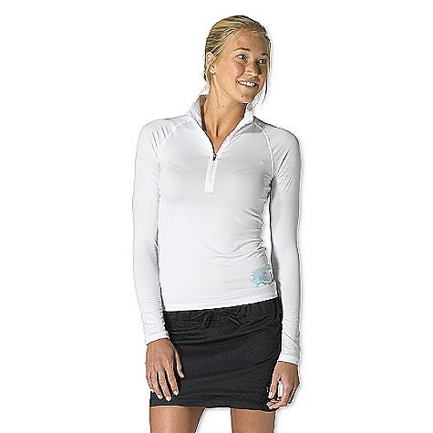photo: prAna Tech Half Zip base layer top