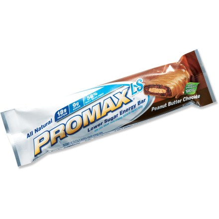 photo of a Promax nutrition bar