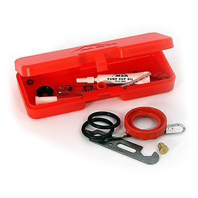 photo: MSR SimmerLite Expedition Service Kit stove maintenance kit