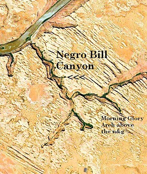 Negro-Bill-Canyon-to-Morning-Glory-Arch-
