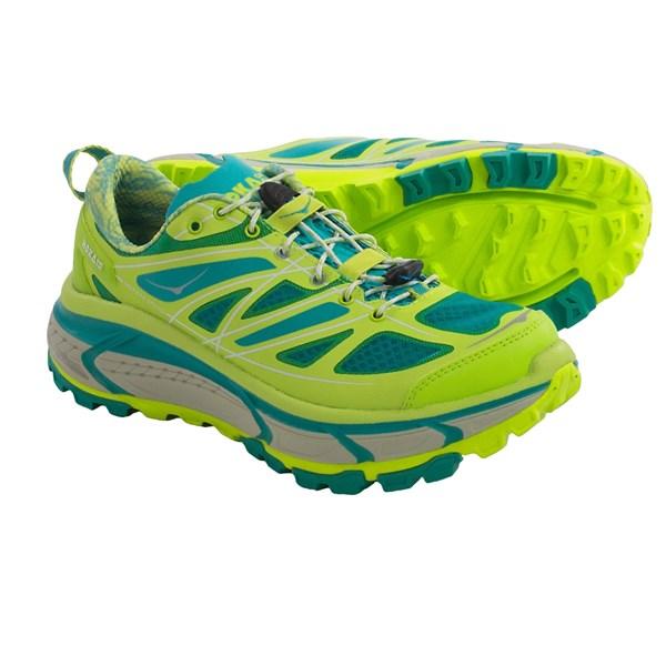 photo: Hoka Women's Mafate Speed trail running shoe