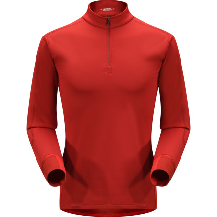 photo: Arc'teryx Phase SV Comp LS long sleeve performance top