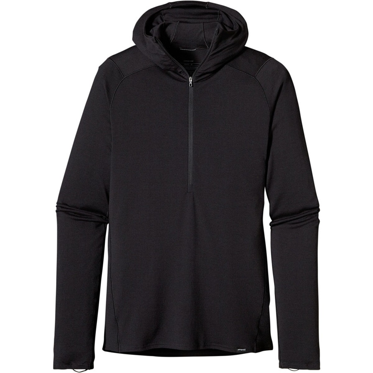 photo: Patagonia Men's Merino 3 Midweight Hoody base layer top