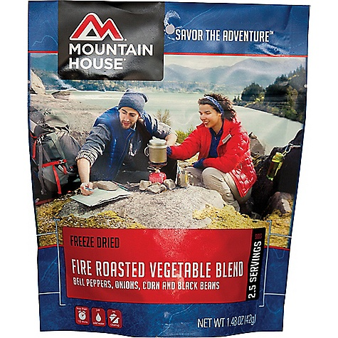 photo: Mountain House Fire Roasted Vegetable Blend vegetarian entrée