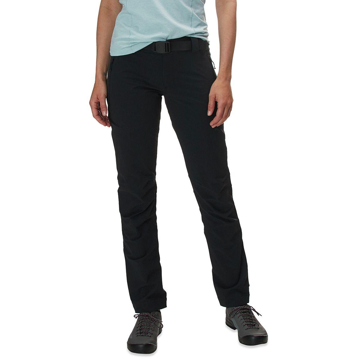 photo: Rab Women's Vector Pant soft shell pant