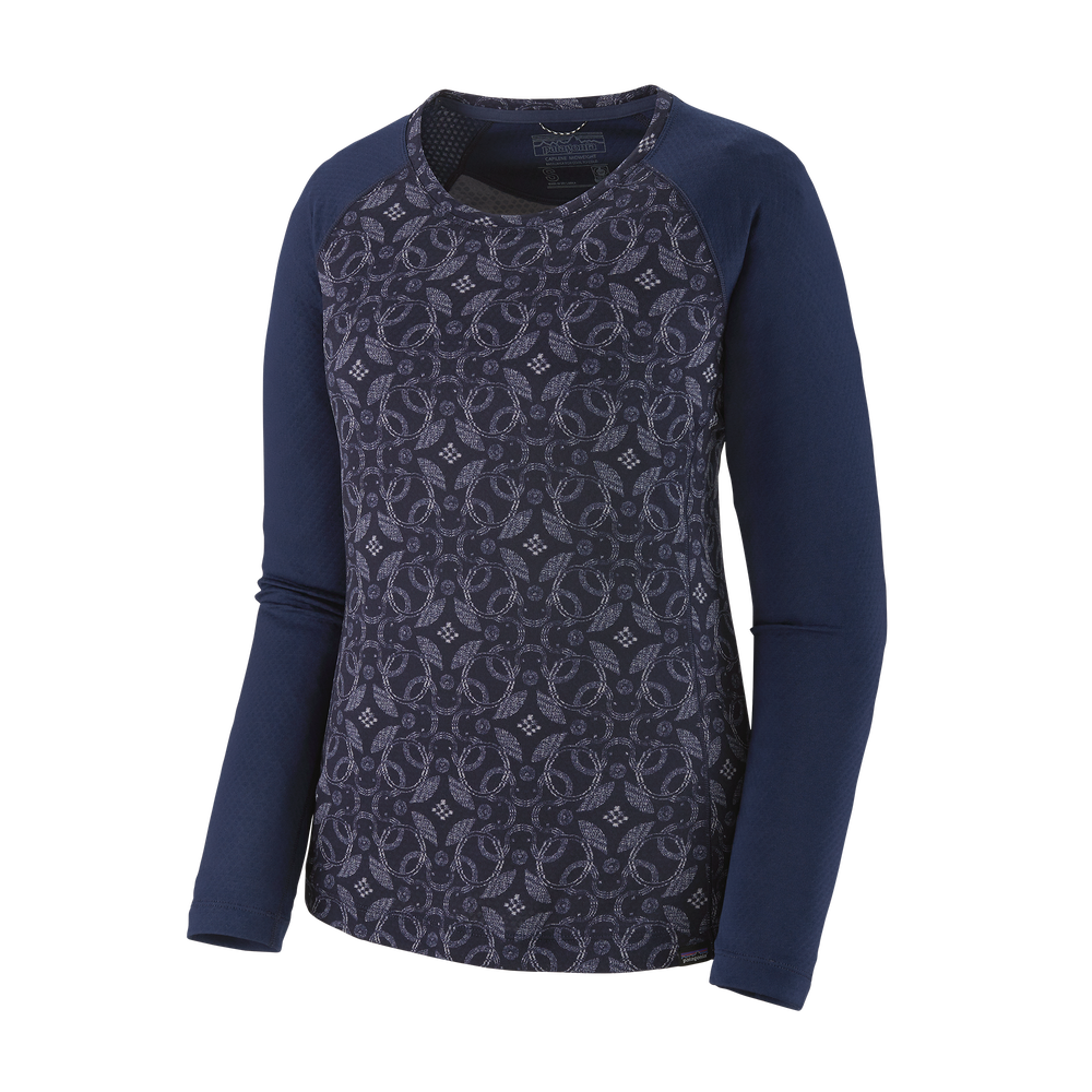 photo: Patagonia Women's Capilene Midweight Crew base layer top