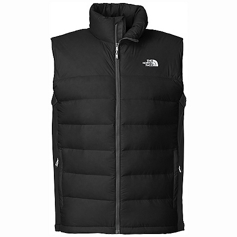 photo: The North Face Crimptastic Hybrid Vest down insulated vest