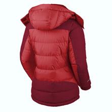 photo: Mountain Hardwear Women's Chillwave Jacket down insulated jacket