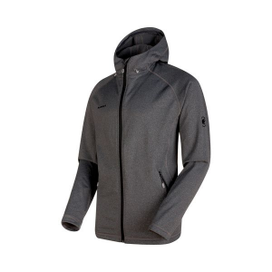 photo: Mammut Runbold Hooded Midlayer Jacket fleece jacket