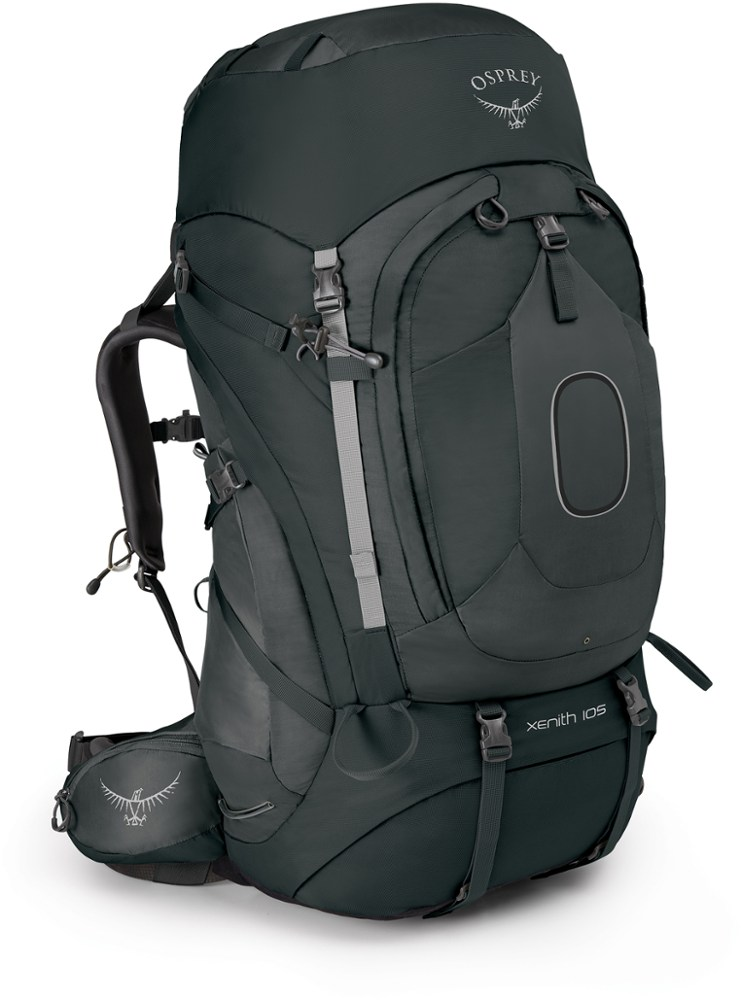 photo: Osprey Xenith 105 expedition pack (4,500+ cu in)