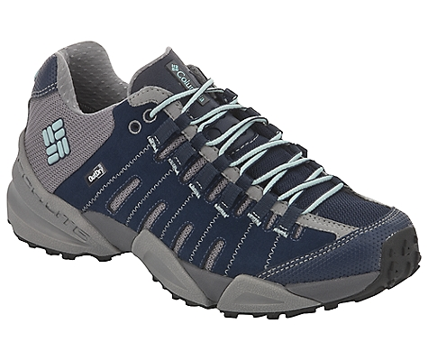 photo: Columbia Women's Master of Faster Low Outdry trail running shoe