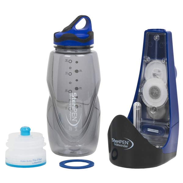 photo: SteriPEN Sidewinder water purifier