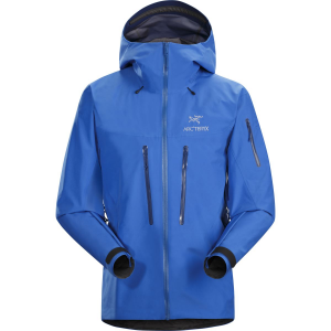 photo: Arc'teryx Alpha SV Jacket waterproof jacket