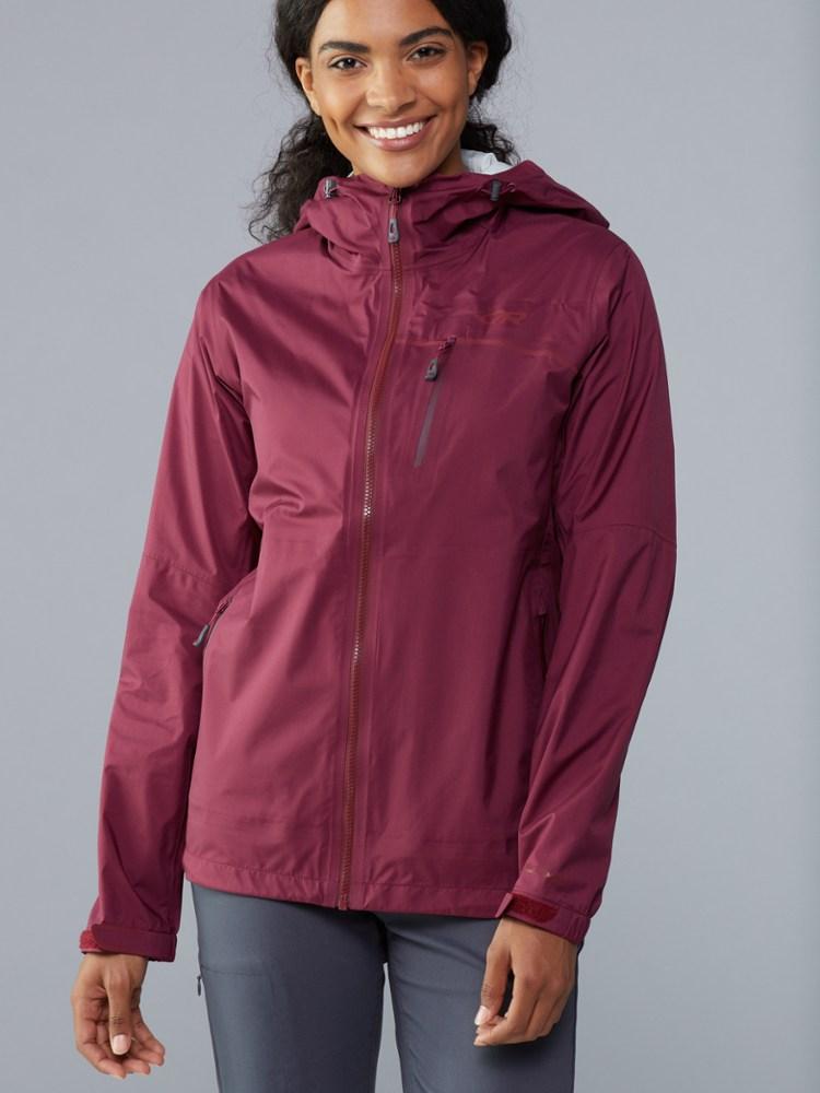 photo: Outdoor Research Women's Interstellar Jacket waterproof jacket