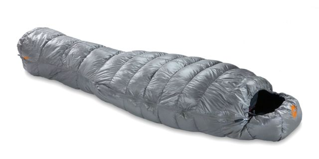 photo: Valandré Mirage 3-season down sleeping bag