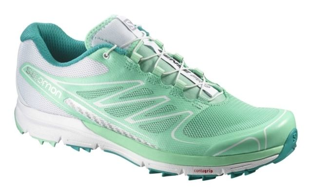 photo: Salomon Women's Sense Pro trail running shoe