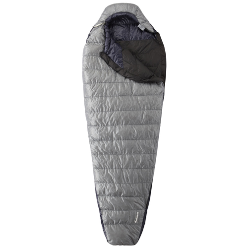 photo: Mountain Hardwear Phantom 45° warm weather down sleeping bag