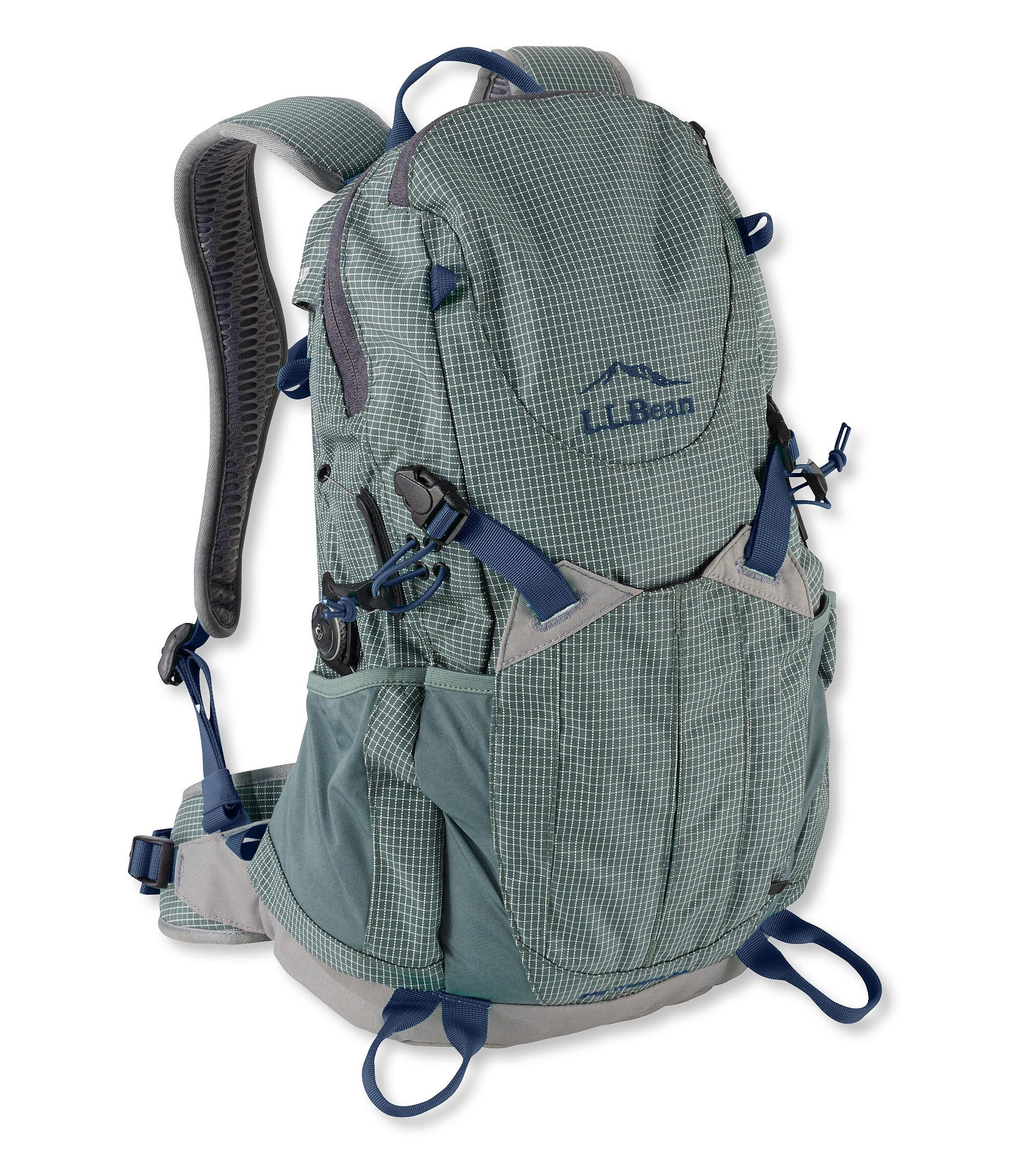 photo: L.L.Bean Day Trekker Day Pack daypack (under 2,000 cu in)